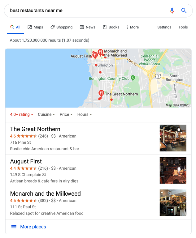 How to Boost Local SEO Rank with Google Reviews (2020)