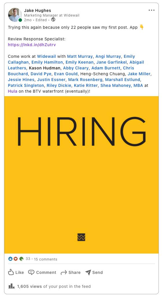 """hiring"""
