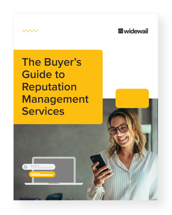 The Buyers Guide to Reputation Management Services