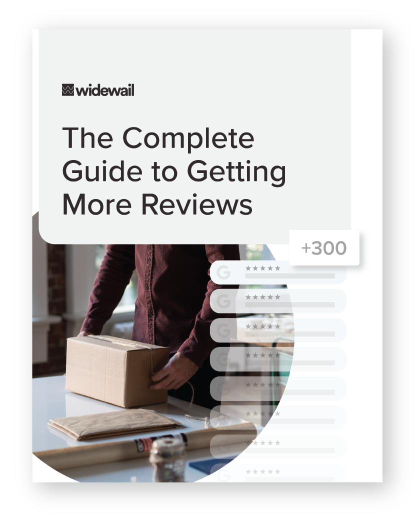 The Complete Guide to Getting More Reviews