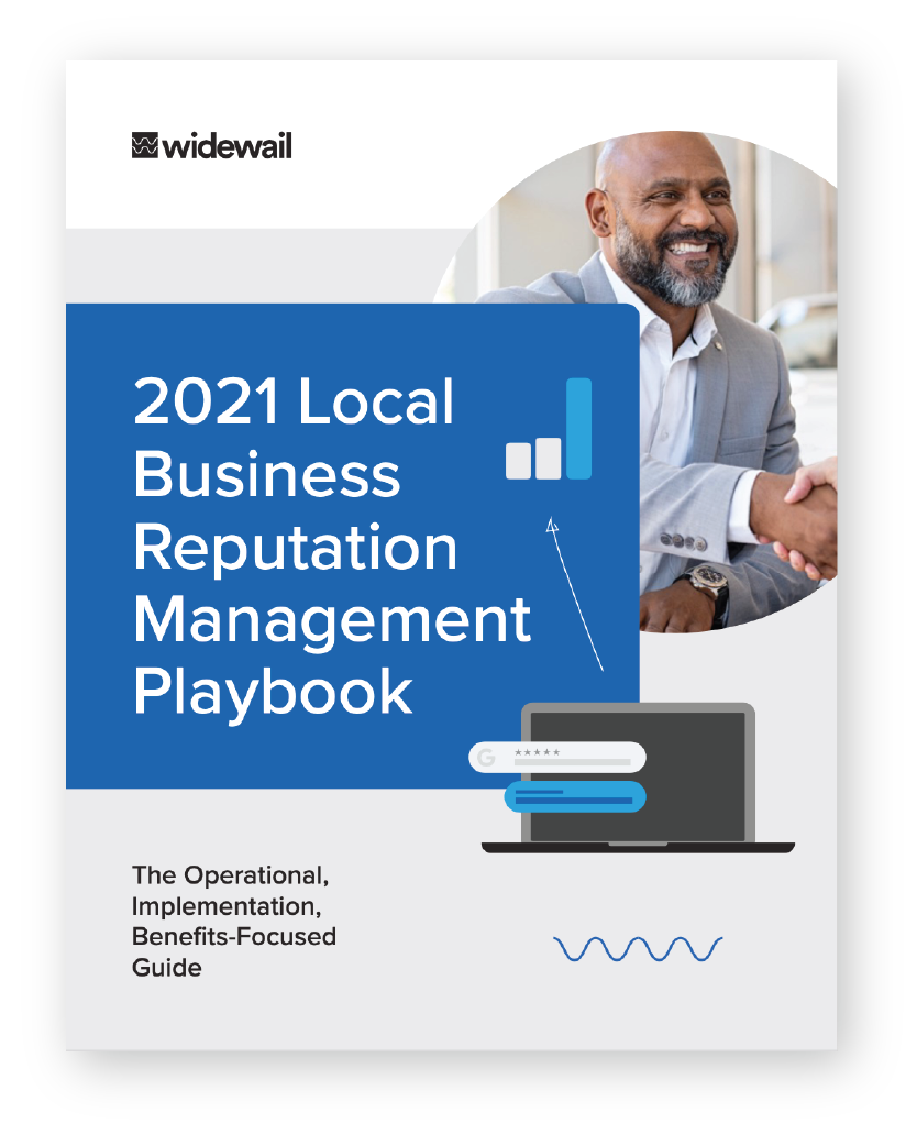 The 2021 Local Business Reputation Management Playbook