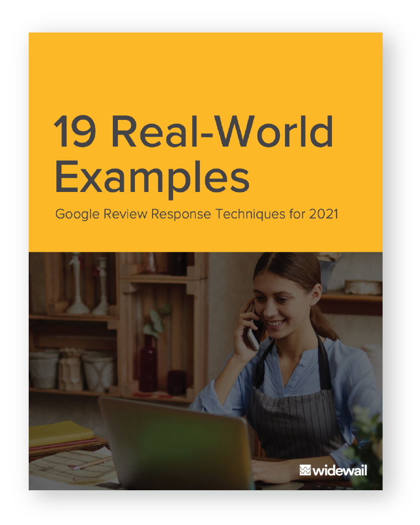 19 Real-World Examples: Google Review Response Techniques for 2021