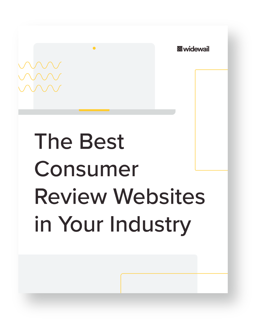 The Best Consumer Review Websites in Your Industry