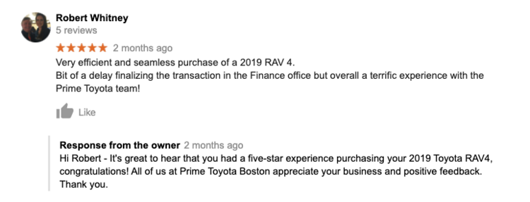 How to Respond to Positive and Negative Google Reviews (+19 Examples)